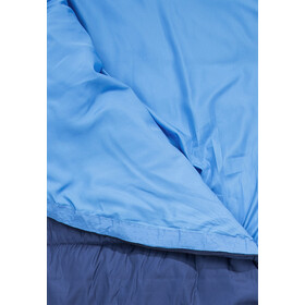 Haglöfs Moonlite +7 Sleeping Bag 190 cm Hurricane Blue/Aero